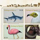 (New York) - Endangered Species 2020 - Set CTO