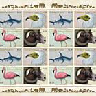 (New York) - Endangered Species 2020 - Sheet Mint