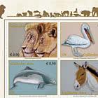 (Vienna) - Endangered Species 2020 - Set CTO