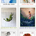 (3 Offices) - Earth Day 2020 Set Mint
