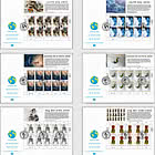 (3 Offices) - Earth Day 2020 - FDC Sheet