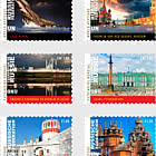 (3 Uffici) 2020 World Heritage - Russian Federation