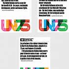 (3 Uffici) Un75 (75 ° Anniversario Delle Nazioni Unite)