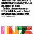 (New York) UN75
