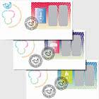 (3 Uffici) UN Crypto Stamps
