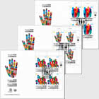 (3 Offices) United Against Racism and Discrimination - FDC Block of 4