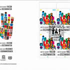 (New York) United Against Racism and Discrimination - FDC Block of 4