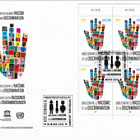 (Geneva) United Against Racism and Discrimination - FDC Block of 4