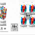 (Vienna) United Against Racism and Discrimination - FDC Block of 4