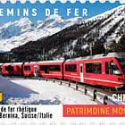 (Genève) - 2021 Patrimoine Mondial – Ponts, Voies Navigables Et Voies Ferrées