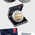 JERSEY - RAF Centenary Five Pound Proof Coin
