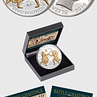 GUERNSEY - The 2016 Battle of Hastings £5 Proof Coin