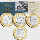 JERSEY - 2020 Battle of Britain 80th Anniversary £2 Set