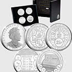 The Decimalisation Proof Coin Set