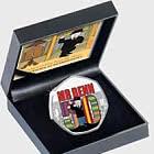GUERNSEY - Mr Benn 50th Anniversary Silver Proof 50p Coin