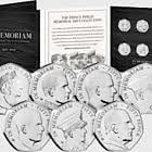 ISLE OF MAN - The Prince Philip Memorial BU 50p Set
