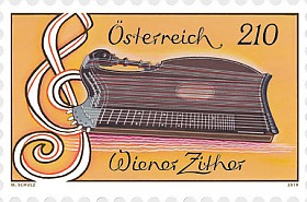 Viennese Zither