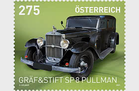 Graf and Stift SP 8 Pullman