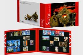 年度收藏 15% 折扣 - Sacra 2008-2012
