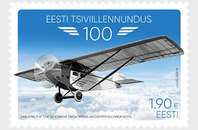 100th Anniversary of Estonian Civil Aviation