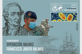 Operation Balmis and Francisco Javier from Balmis and Berenguer (1753-1819)