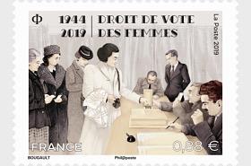 El derecho de las mujeres a votar