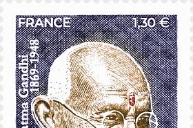 Mahatma Gandhi 1869 - 1948