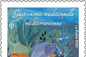 Euromed - Gastronomía