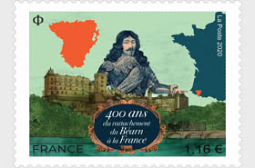 Incorporation of Bearn to France