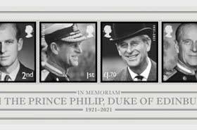 PRE-ORDER In Memoriam - HRH The Duke of Edinburgh
