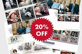 20% 折扣 - 英国皇室收藏