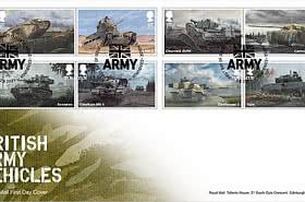 Veicoli Dell'esercito Britannico