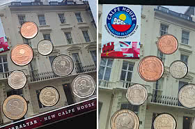 Gibraltar Currency Year Collection - 25% OFF Original price £29.95. You save £7.49!