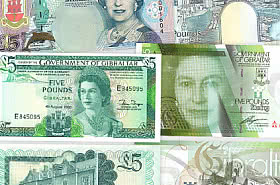 Sonderangebot: Gibraltar £ 5 Banknotenpaket mit 20% Rabatt. SIE SPAREN £ 7,50