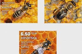 Croatian Fauna 2019 - Carniolan Honey Bee