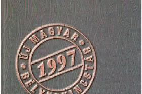 Offre spéciale - 30% de réduction Annuaire 1997 Noir