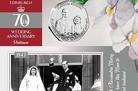 Platinum Wedding Limited Edition Proof-Like