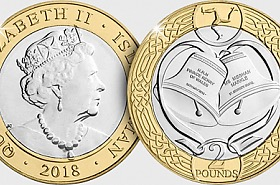 Harry & Meghan Royal Wedding Coin