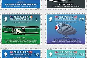 100 Years of Transatlantic Flight