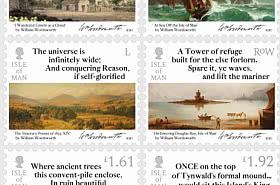 William Wordsworth 1770-1820 - Itinéraire Poèmes de 1833