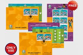 免费礼物 - UEFA EURO 2020™ - 收藏Football's Coming Home