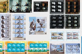 Werbeangebot - 2014 - 2015 Jahressatz (Sheetlets)