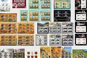 Werbeangebot - Jahressatz 2019 (Sheetlets)