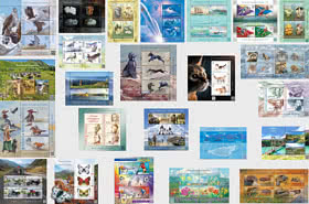 Promotional Offer - Full Collection 2015 - 2019 Year Set (Miniature Sheets)