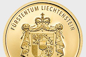 300 Years of Liechtenstein 2019 - CHF10 Gold Coin