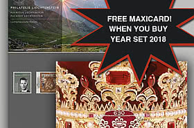 Buy Year Set 2018 & receive a FREE MAXICARD! - BLACK FRIDAY OFFER
