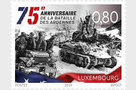 阿登战役75周年
