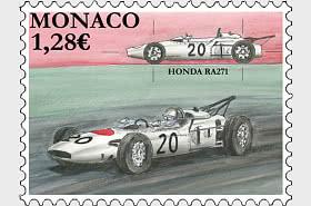Voitures De Course Légendaires – Honda RA271