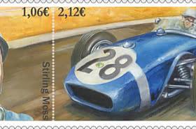 Legendäre Formel-1-Fahrer  – Stirling Moss
