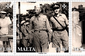 Opération Husky - 75e Anniversaire de l'invasion Alliée de la Sicile